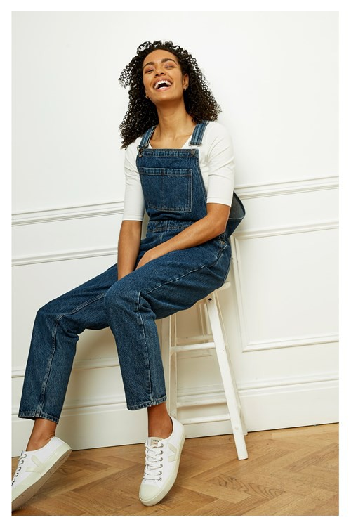 Brooklyn Denim Dungarees - Invest in slow fashion