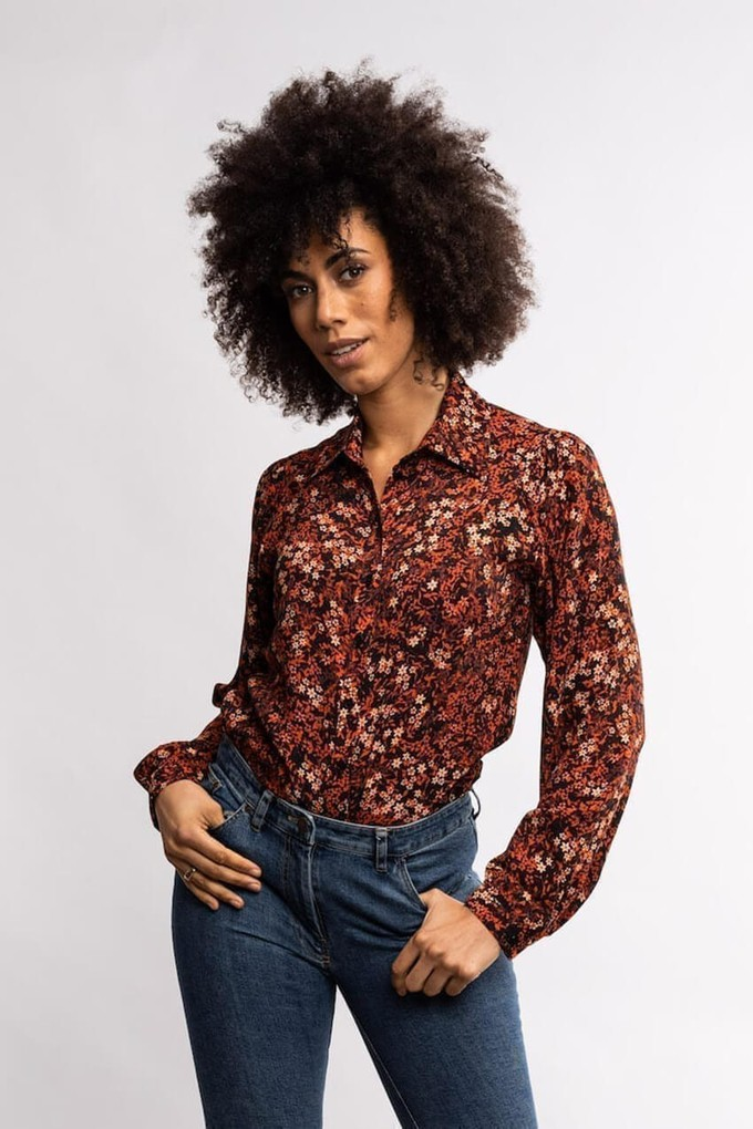 Randy ethical blouse