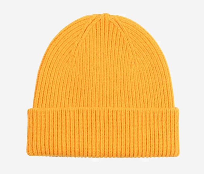 Sustainable beanie made with merino wool by Klow