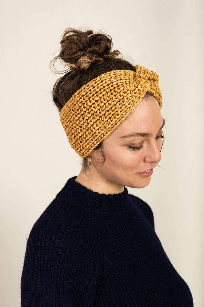 Sustainable headband