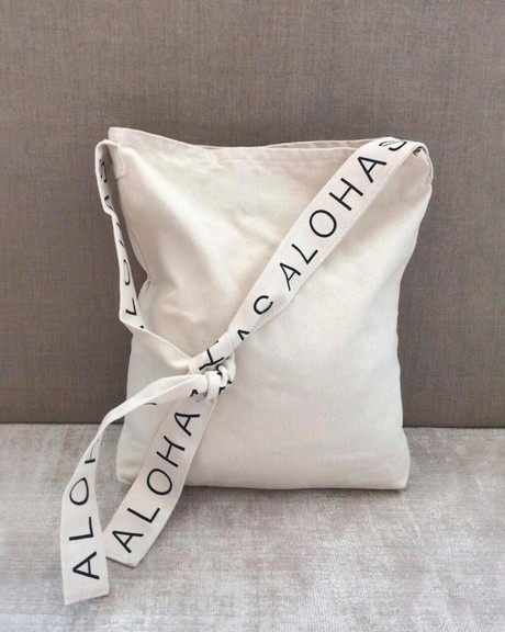 Canvas Tote Bag from Alohas