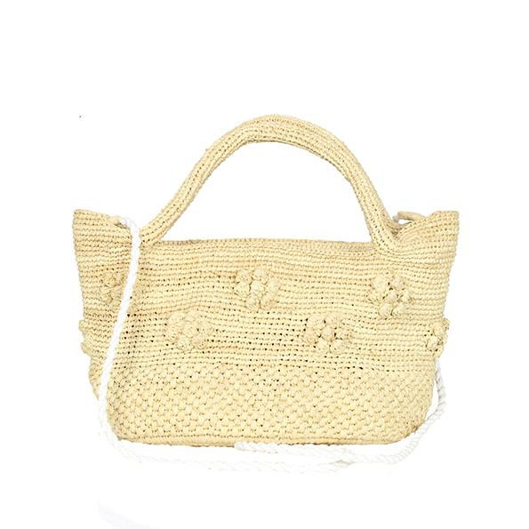 Natural Holly bag from Citron Jaune