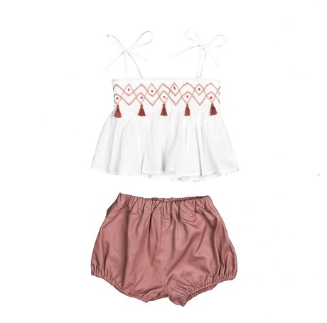 Sally Baby Girl Set from Citron Jaune