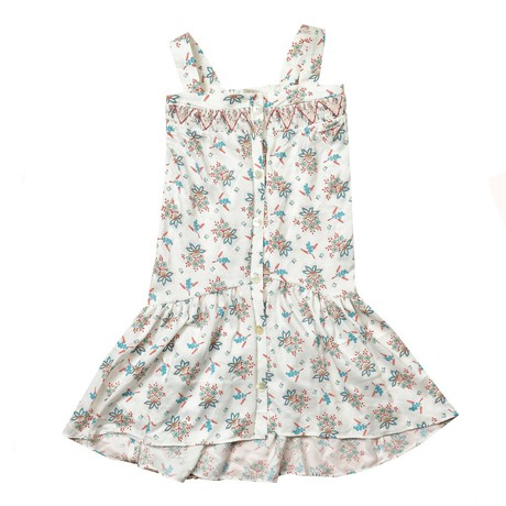 Floral Theodora dress from Citron Jaune