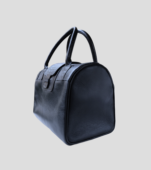 Mateo Black Handbag from FerWay Designs