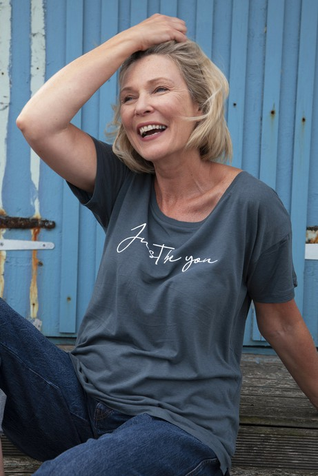 'Just be you' Women's Loose-fit T-Shirt from Kind Kompany
