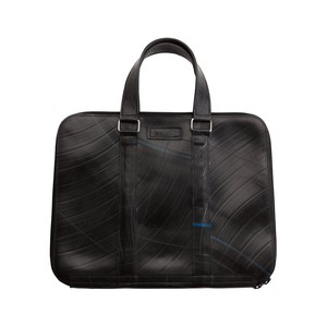 Slimline Inner Tube Padded Vegan Laptop Bag from Paguro Upcycle