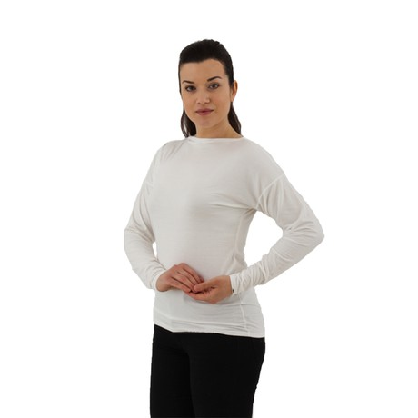 The Vintage Longsleeve – Ivory from Royal Bamboo