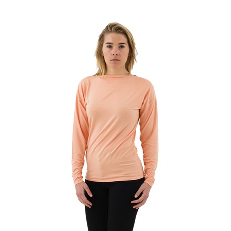 The Vintage Longsleeve – Apricot from Royal Bamboo