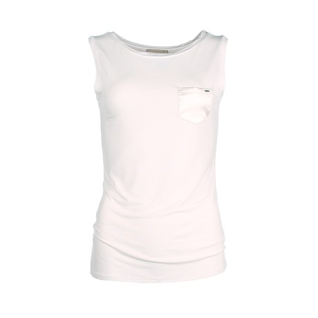 The Timeless Sleeveless – Ivory from Royal Bamboo