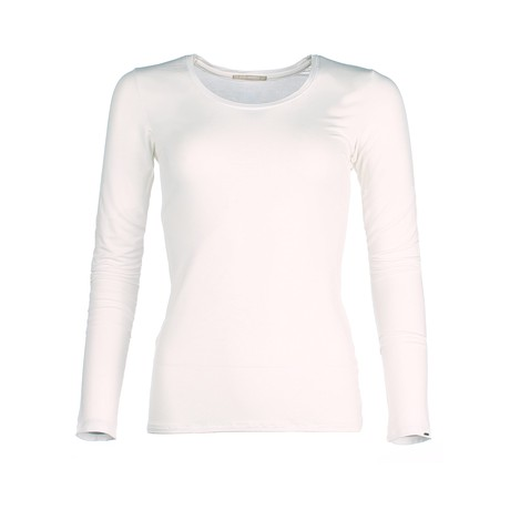The Original Longsleeve – Ivory from Royal Bamboo