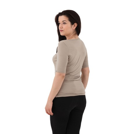 The Original Shortsleeve – Taupe from Royal Bamboo