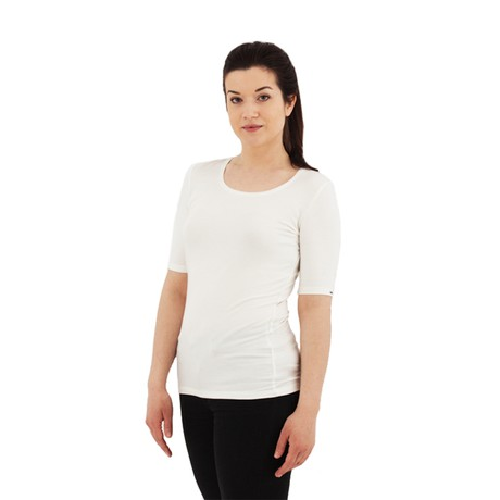 The Original Shortsleeve – Ivory from Royal Bamboo