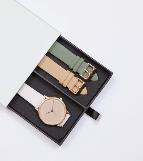Rose Gold & Cloudy Grey with Taupe | Lyka Gift Set from Votch