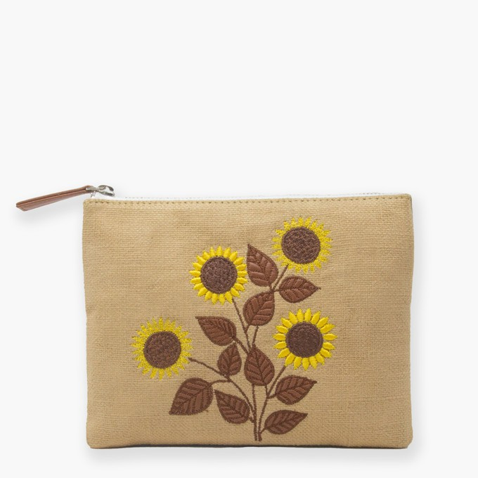 Triple-layer sunflower sling from XANDER