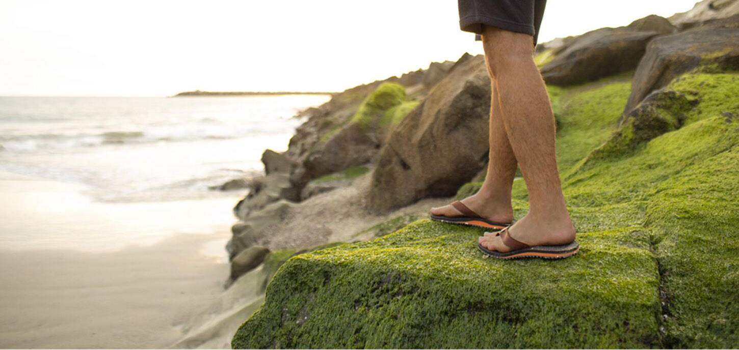 6 Best Sustainable Slippers & Flip Flops to Slip Into