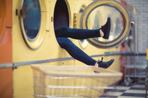Should we stop washing our clothing completely?