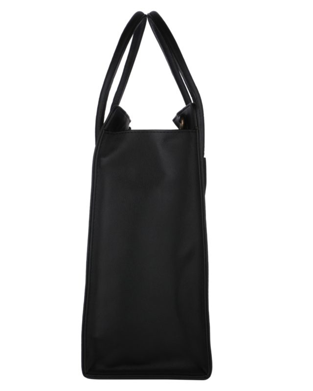 Qua Black Laptop Bag from Funky Kalakar