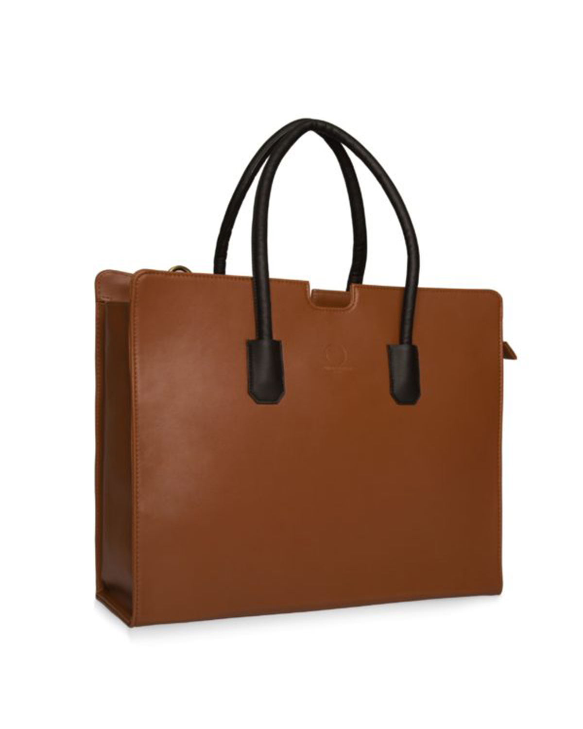 Qua Tan Laptop Bag from Funky Kalakar