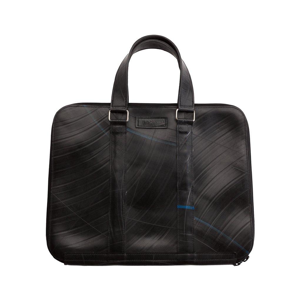 Slimline Inner Tube Padded Vegan Laptop Bag from Paguro Upcycle
