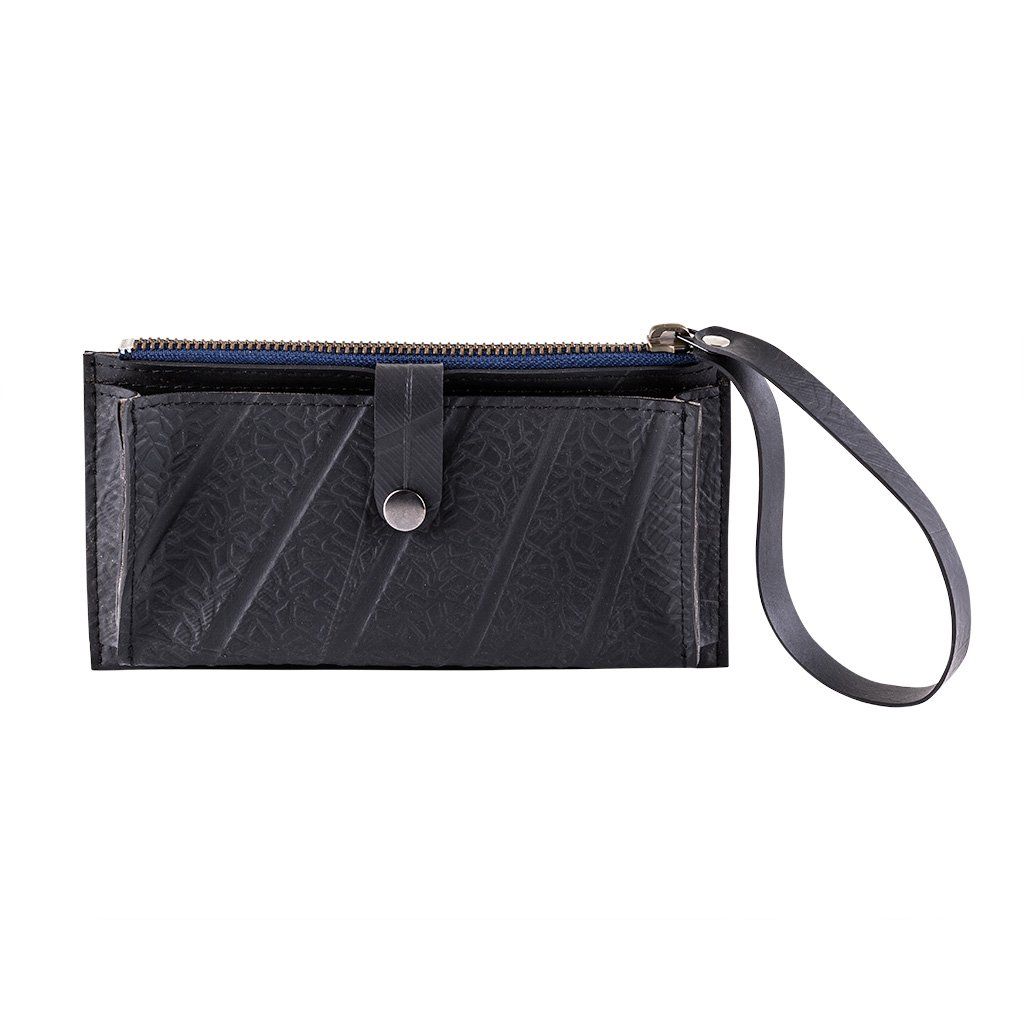 Costa Vegan Wristlet Purse (4 colours available) from Paguro Upcycle
