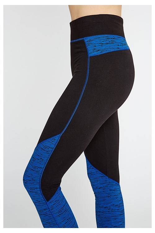 Yoga Abstract Leggings from People Tree