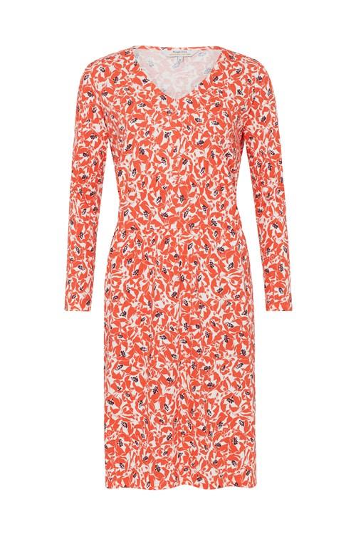 Keeley Orange Floral Dress from People Tree