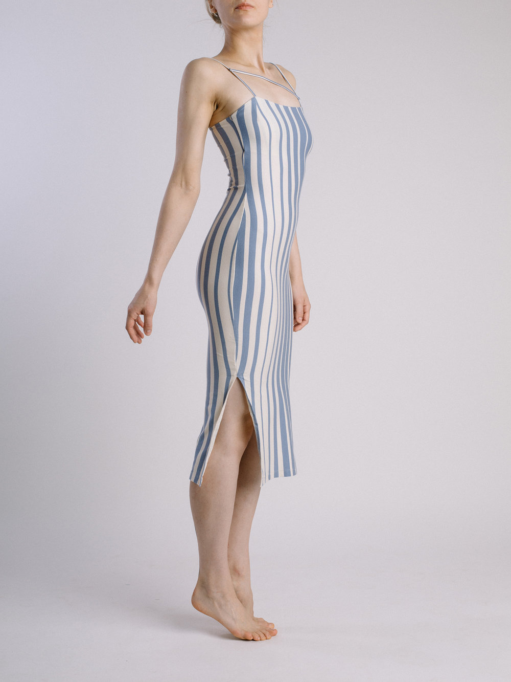 summer string dress from Silfir
