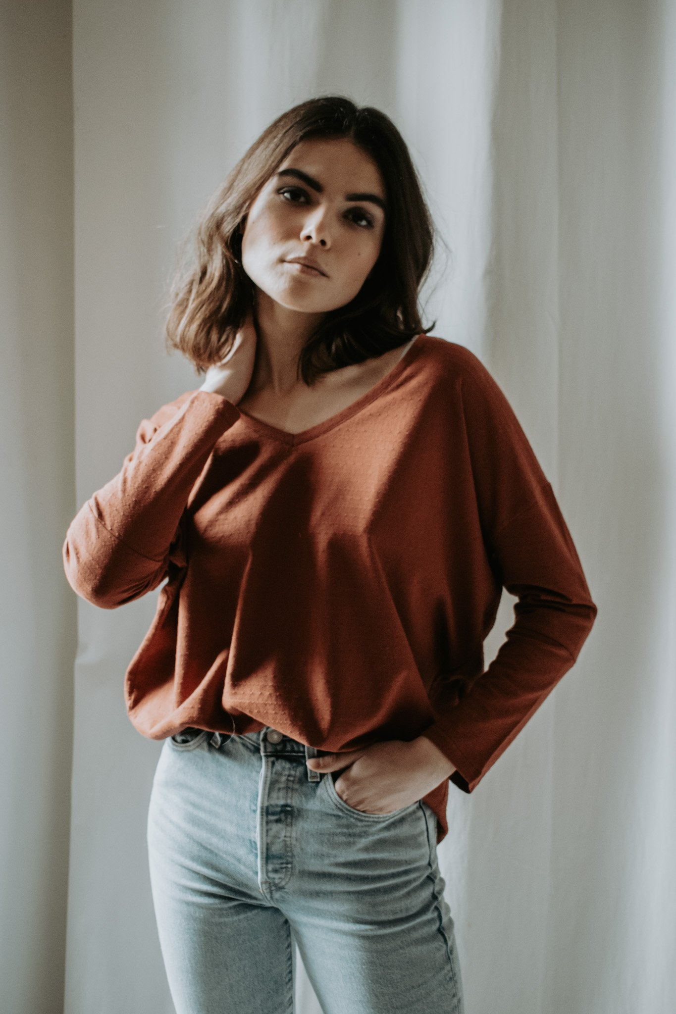Rio Blouse from The Nordic Leaves