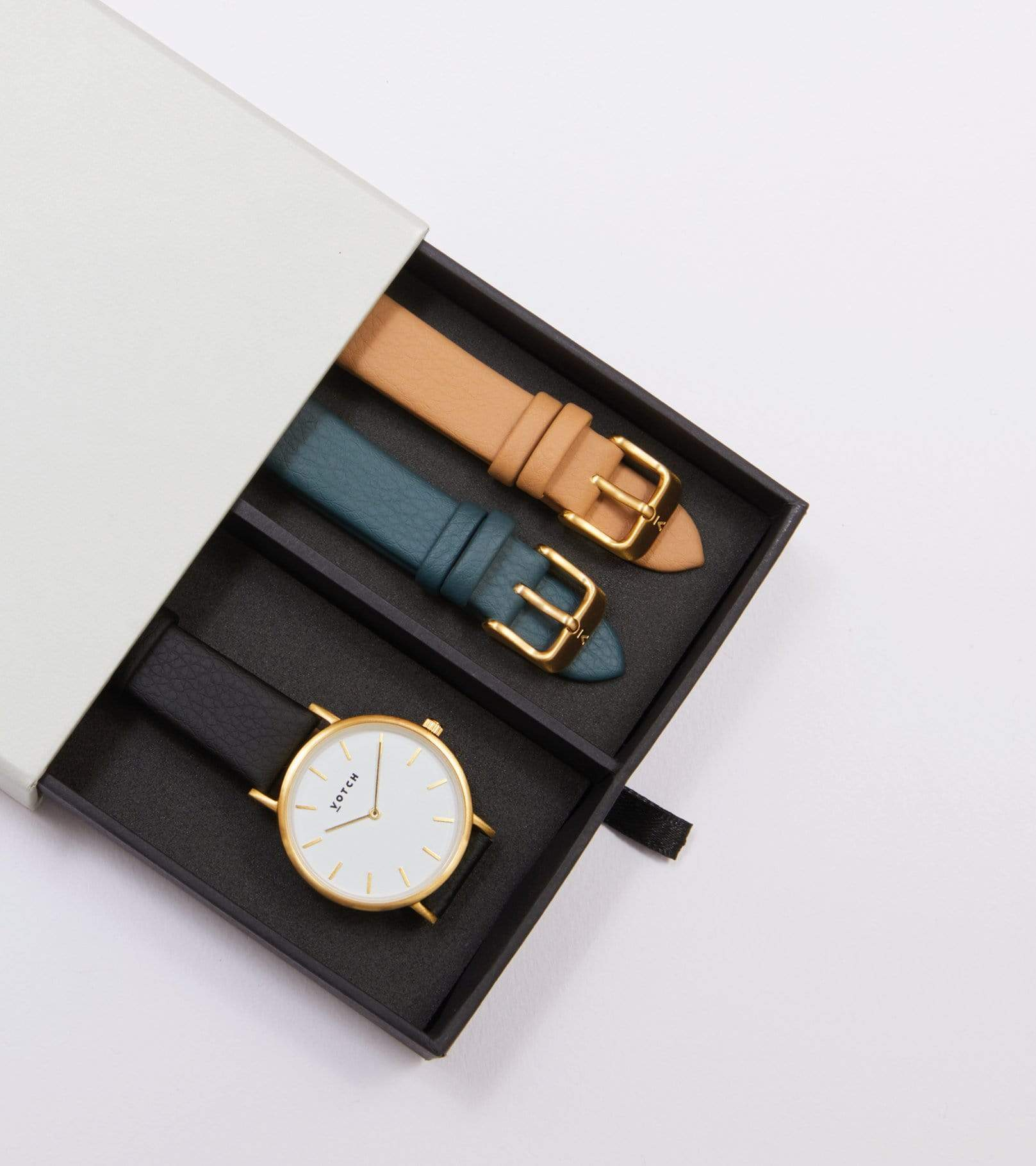 Gold & Black | Classic Petite Gift Set from Votch