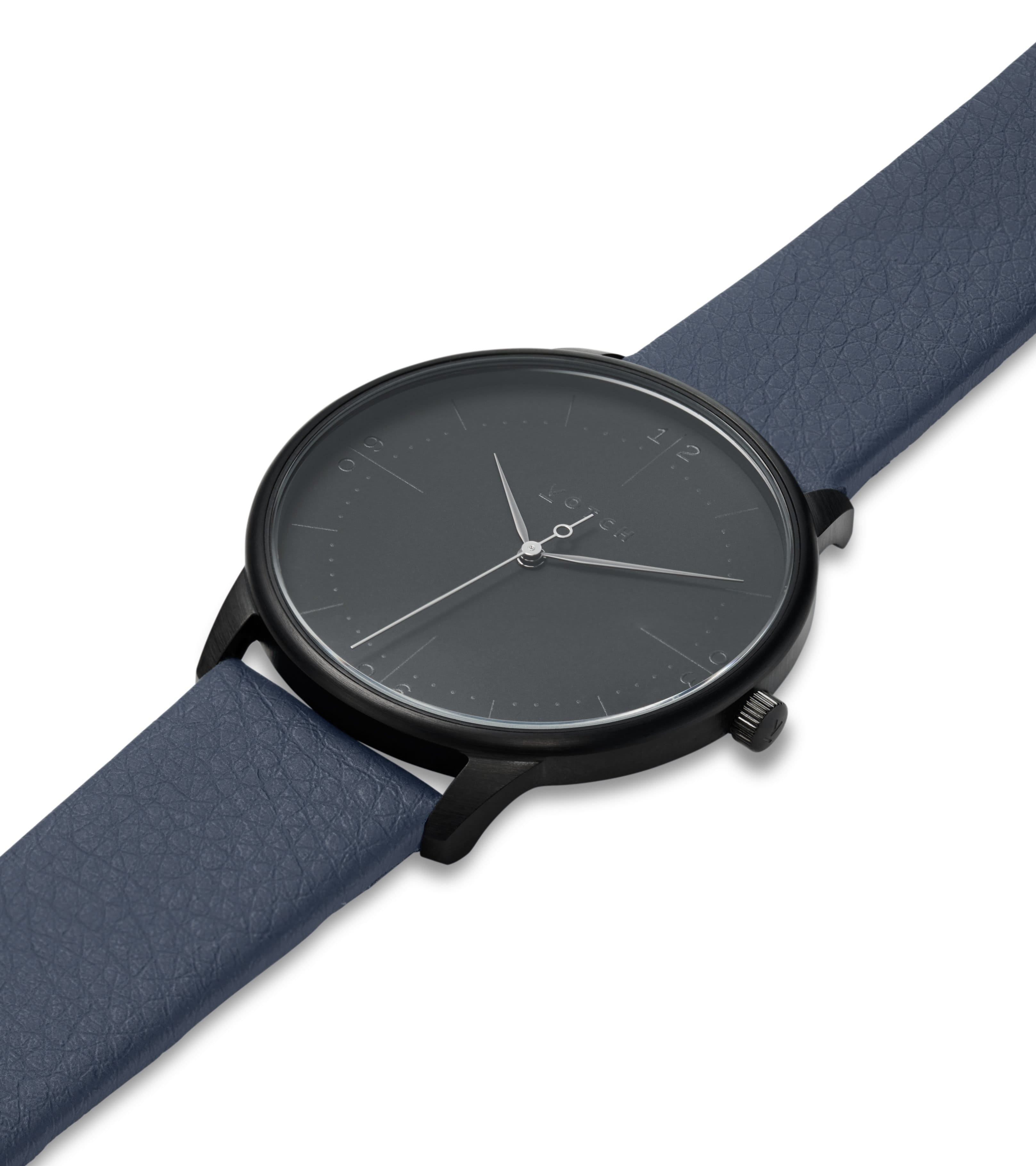 Black & Navy with Black | Aalto from Votch