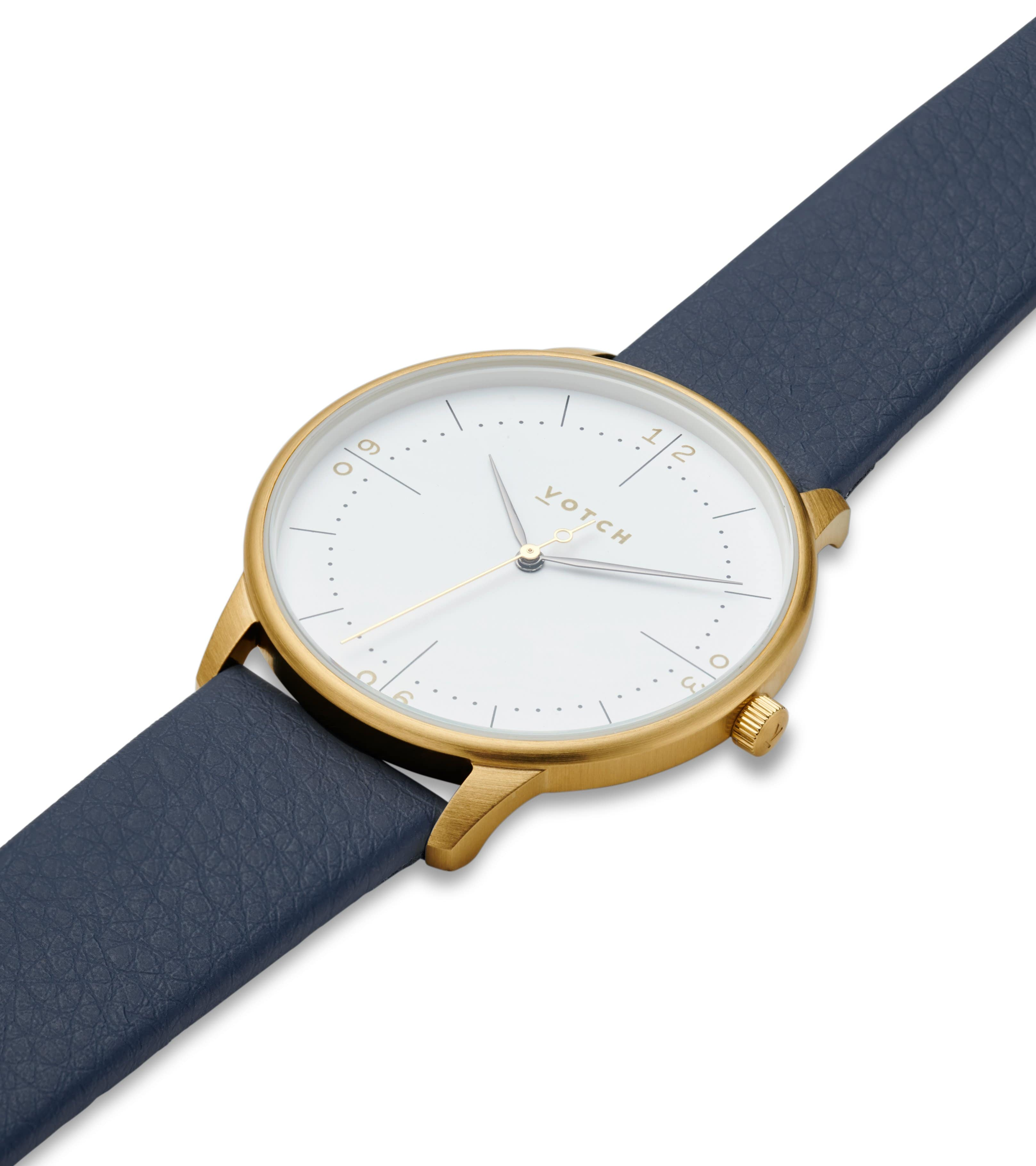 Gold & Navy | Aalto from Votch