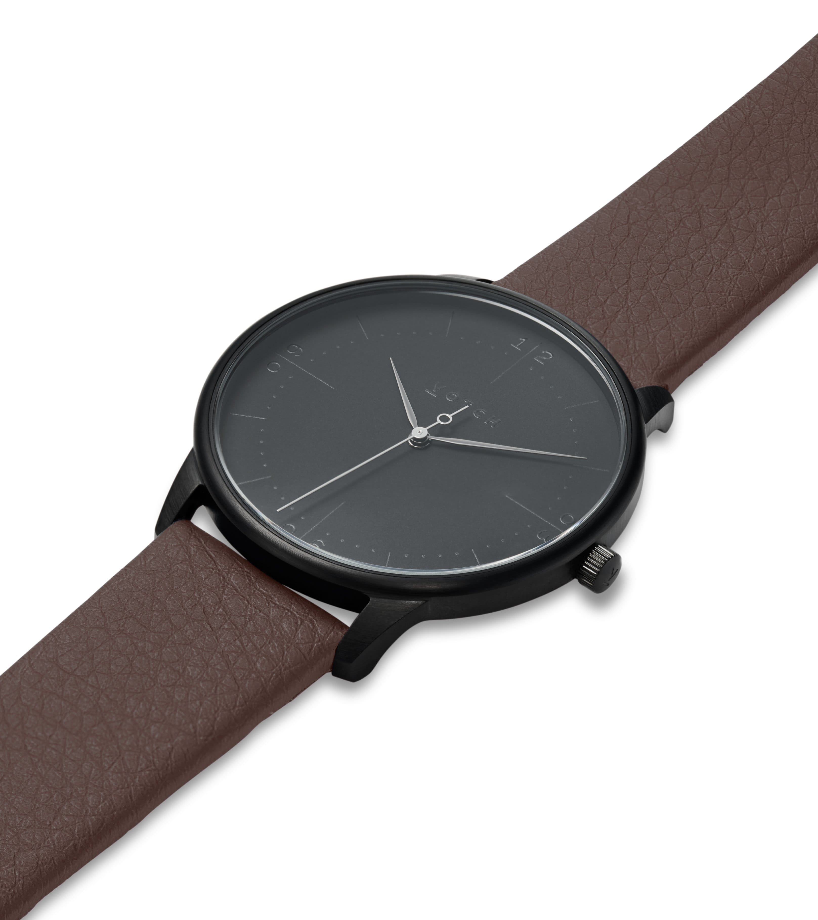 Black & Brown with Black | Aalto from Votch
